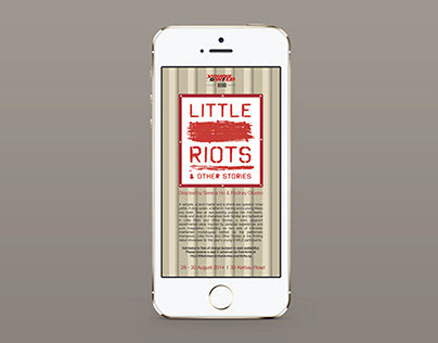 young & W!LD: Little Riots & Other Stories