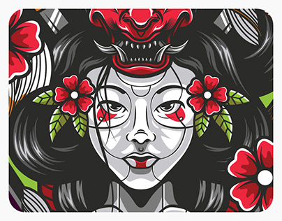 Koi and The Geisha
