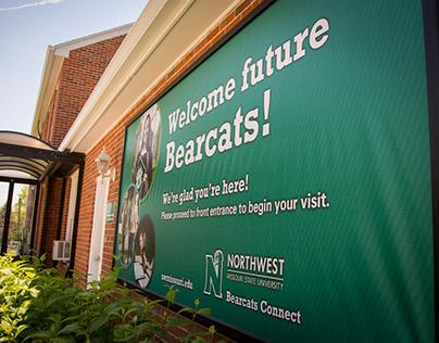 Northwest Campus Branding - Mabel Cook Visitor Center