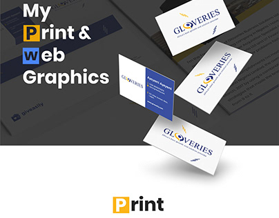 MY PRINT & WEB GRAPHICS