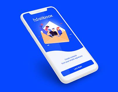 Mailbook App