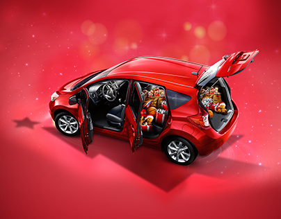 Nissan :: Christmas Campaing