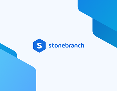 Stonebranch Re-Branding