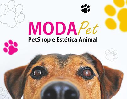 MODA Pet - Business Card