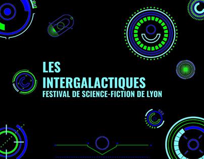 """Festival de Science-fiction """"LES INTERGALACTIQUES"""""""
