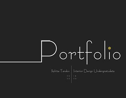Interior Design Portfolio | 2021