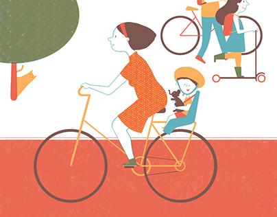 Setmana i fira de la mobilitat sostenible