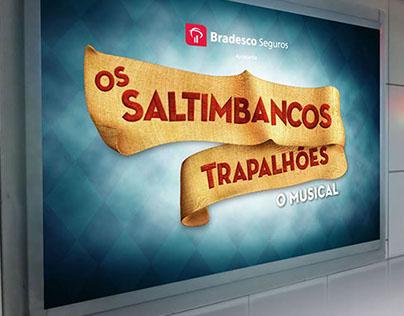Os Saltimbancos Trapalhões - O Musical