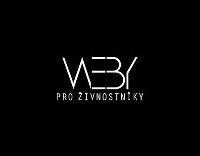 WEBY PRO ZIVNOSTNIKY - LOGO CONCEPT