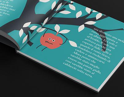 Findus - Editorial, Illustration