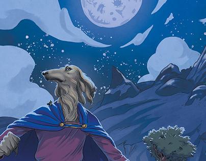 Moonlight wanderer