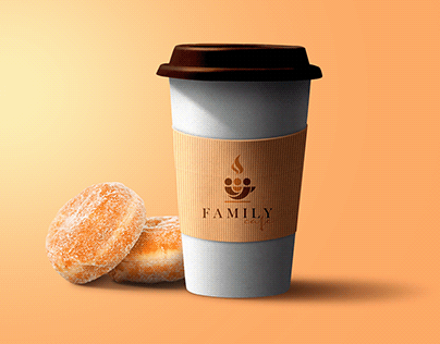 Family Cafe - Visual Identity