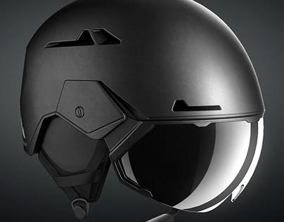 McKinley helmet product animation