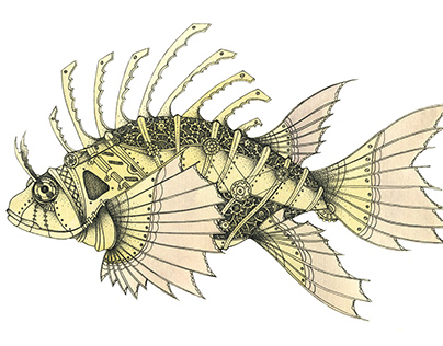 steampunk fish2