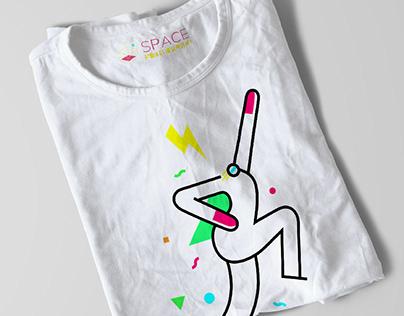 Supah pattern & tees :: Textil design