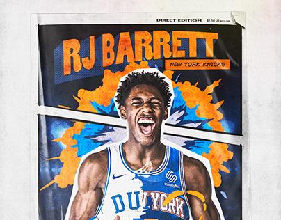 NBA Rookie Comic Book Series