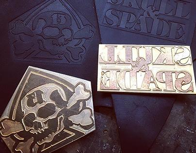 Skull & Spade Branding
