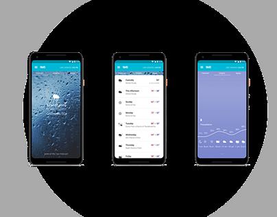 NWS App Design