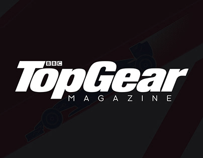 Top Gear Magazine F1 Cover