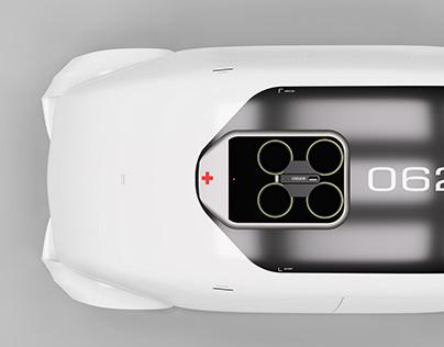 ERKA autonomous ambulance