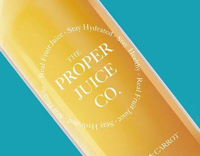 The Proper Juice Co.