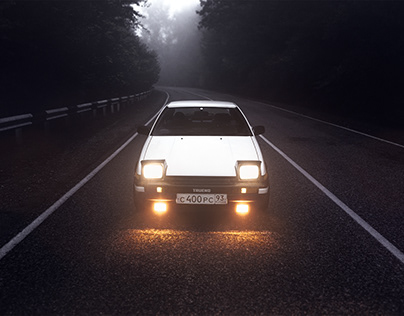 Lonely. AE86
