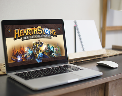 Hearthstone interactive Epub