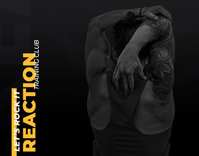 Reaction Club Sport training application