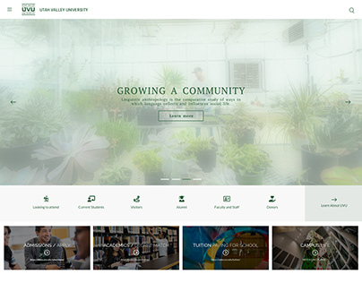 UVU home page re-vision mock_A
