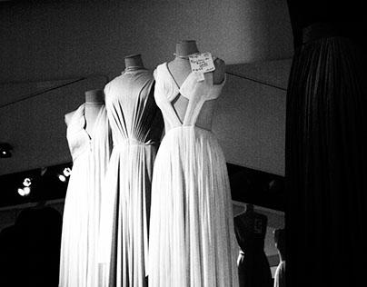 Exhibition design - Histoire idéale de la mode