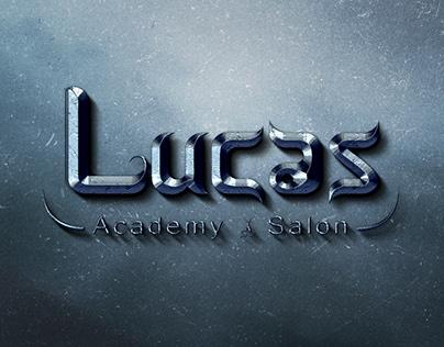 Lucas logo design