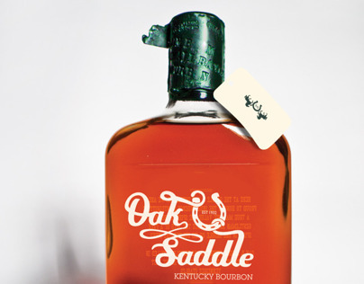 Oak & Saddle - Bourbon Whiskey