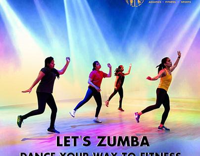 Zumba Classes in Bangalore