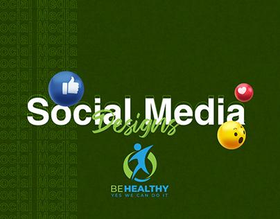 Social Media: Be Healthy