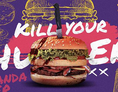 Morgans Burger - Hamburgueria