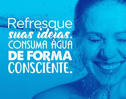 ENDOMARKETING | Zinho - Dia Mundial da Água