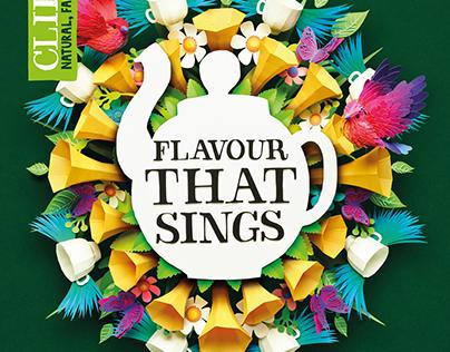 Clipper Teas 'Flavour that Sings' : BLND
