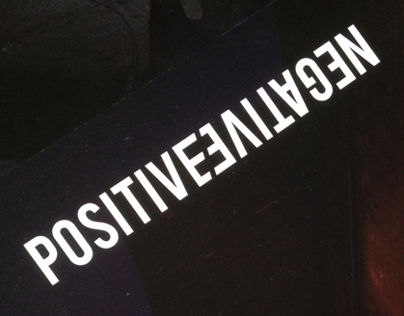 Positive Negative Magazine Volume 6