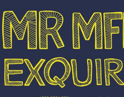 Branding Mr. MFN Exquire