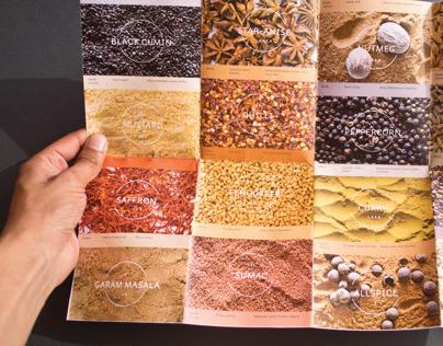 Spice Catalogue