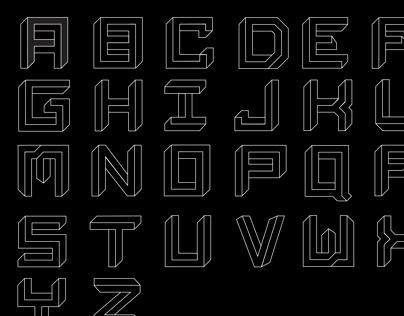 Perception - Typeface Design