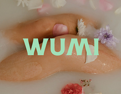 Wumi / Packaging design for female intimate care