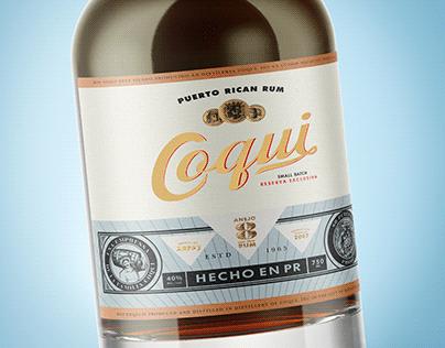 Coqui Rum