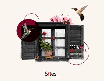 Feria de Flores Hotel Sites