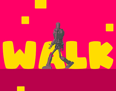Walk Cycle (WIP)