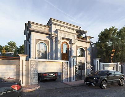 Villa in Riyadh, KSA