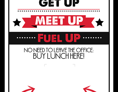 Office Lunch Program Banner