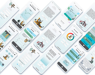 Ringmaster, a UX Case Study in Juggling Mental Wellness