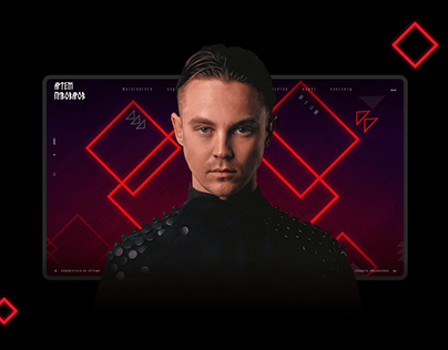 Redesign site Pivovarov
