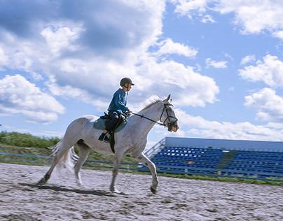 Поскакали! Обзор конных клубов Томска